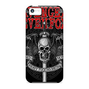 Iphone 5c Hard Case With Awesome Look - YXYlw4748KsWqi