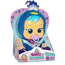 IMC Toys Bebés Llorones - Wandy Pavo Real