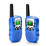 Kids Walkie Talkies , BaoFeng 22 Channel Two Way Radio Walkie Talkies 3 Miles (Up to 5Miles) FRS/GMRS Handheld Mini Walky Talky Toy for Kids