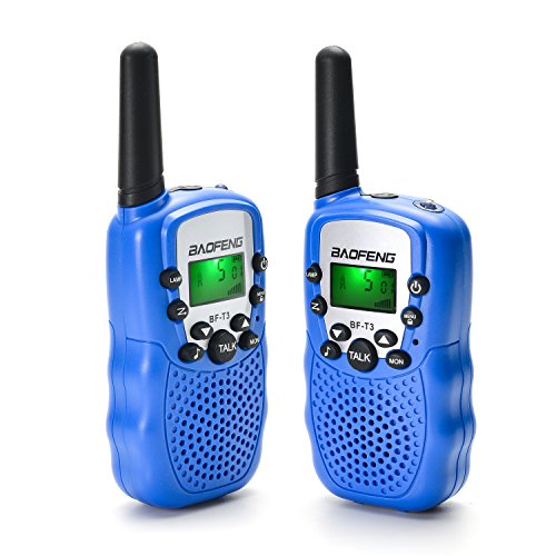 Kids Walkie Talkies , BaoFeng 22 Channel Two Way Radio Walki