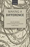 img - for Making a Difference: Essays on the Philosophy of Causation book / textbook / text book