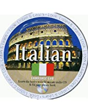 Italian Language Lab: Learn the Basics with 60-Minute Audio CD & 64-Page Phrase Book