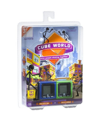 Cube World™ Series 3: Chief & Dash by Mattel