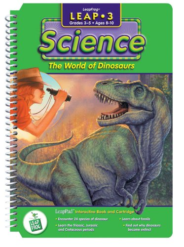 "LeapFrog LeapPad: Leap 3 Science - ""The World of Dinosaur..."