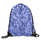Drawstring Backpack Designer School Tote Bags Travel Bag For Men & Women Abstract Retro Geometric Pattern Womens Sports Backpack