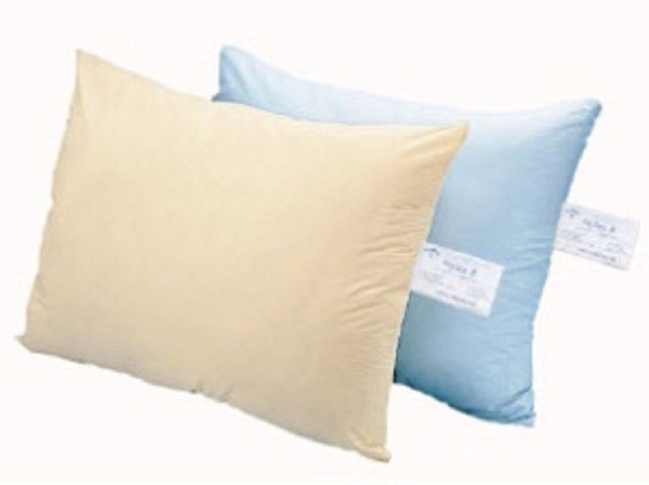 CareGuard - Bed Pillow - 21 X 27 Inch - Blue Reusable - 12/Case