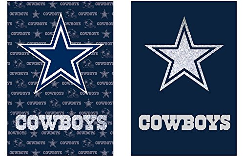 Team Sports America NFL Dallas Cowboys Flag, Blue ()