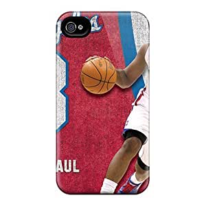 High Quality Hard Cell-phone Cases For iphone 5c (vwA1425HHYk) Customized Beautiful Los Angeles Clippers Pattern