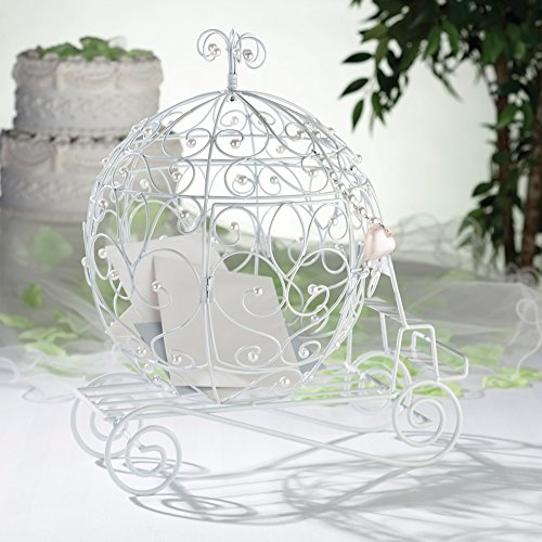 Fairy Tale Coach Wedding Card Box (The Wedding Coach)