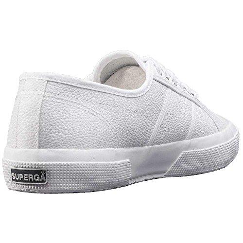 Superga 2750 Ukfglu - Zapatillas Unisex adulto White Gum