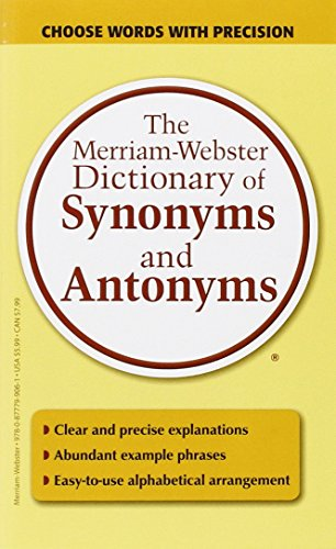 dictionary synonyms antonyms webster merriam synonym amazon mass words english save meaning uae relaxbuddyshop
