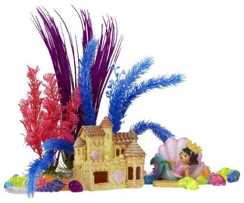(Penn Plax Dora Deco Aquarium Decorating Kit)