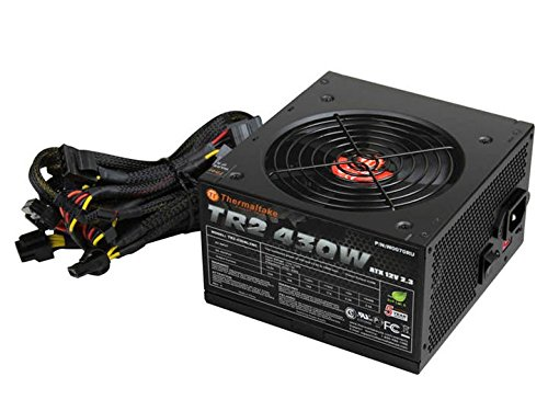 Thermaltake TR2 430W ATX 12 V2.3 Power Supply W0070RU-04