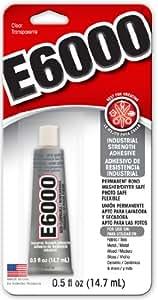 E6000® Craft Adhesive, 0.5 oz
