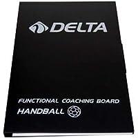 Delta Dsh 408 Hentbol Taktik Tahtası, Unisex, Çok Renkli, Tek Beden