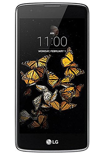 Lg Prepaid Cell Phones - LG K8 V Prepaid Carrier Locked - Onyx Black (Verizon)
