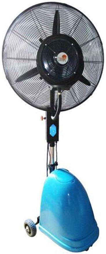 WSJ - Ventilador de pie con pulverizador, ventilador industrial ...