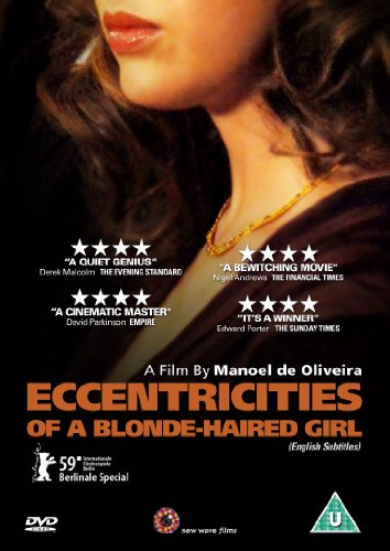 Eccentricities of a Blonde-Haired Girl [Region 2]