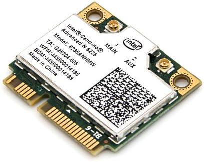 New Driver: Intel Centrino Advanced-N 6235 WLAN