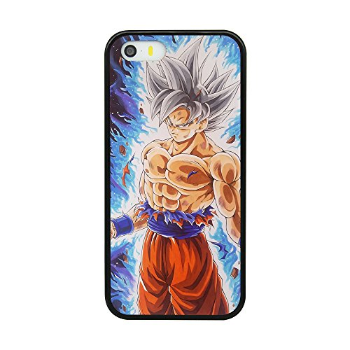 6617e3d756e ... Dragon Ball Super Z Son Goku Ultra Instinct Japanese Anime Case For  Iphone 5/5S