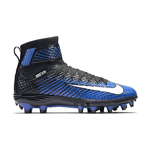 Nike Para Hombre Lunarbeast Elite Football Cleat Black White