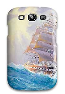 New Sunshine Voyage Tpu Case Cover, Anti-scratch Eric J Green Phone Case For Galaxy S3