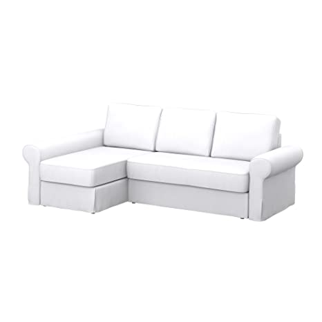 Soferia - IKEA BACKABRO Funda para sofá con chaiselongue ...