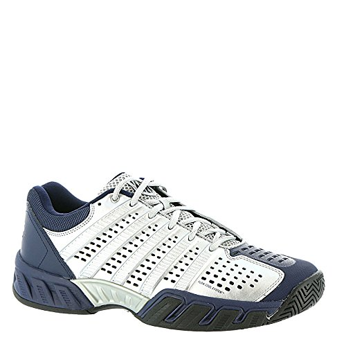 01. K-Swiss Men's Bigshot Lite 2.5 Lighweight Performance Tennis Shoe