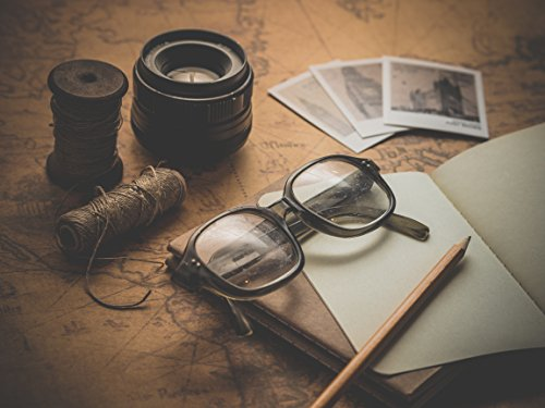 Home Comforts LAMINATED POSTER Black Plastic Framed Eyeglass