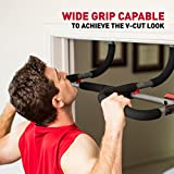 Perfect Fitness Multi-Gym Doorway Pull Up Bar and