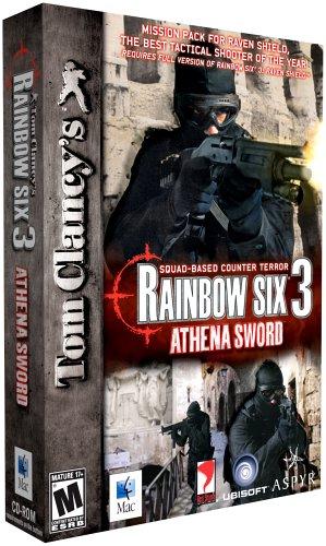 Tom Clancy's Rainbow Six 3: Raven Shield - Athena Sword Expansion