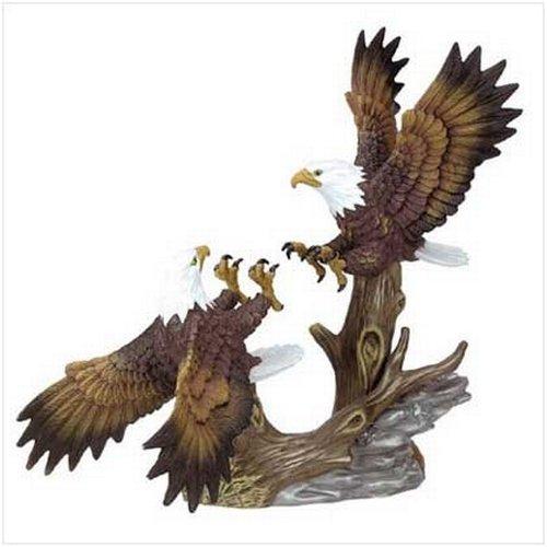 gifts-decor-porcelain-fighting-eagles-figurine-birds-figure-statue