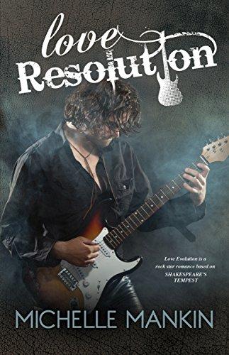 Love Resolution (Brutal Strength Book 3) by [Mankin, Michelle]