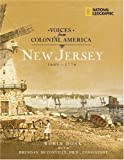 Front cover for the book New Jersey, 1609-1776 by Robin Doak