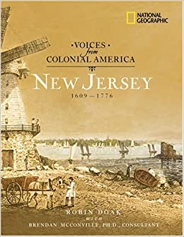??HOT?? Voices From Colonial America: New Jersey: 1609-1776 (National Geographic Voices From ColonialAmerica). Personal Centre Medio BATTERIE reflect Despues