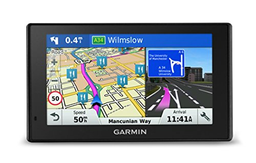 Garmin DriveSmart 50LM 5 inch Sat-Nav for Cars Satellite...