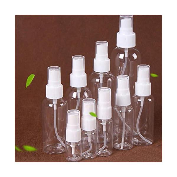 Bomboletta spray per atomizzatore di profumo ricaricabile per pulizia, giardinaggio, alimentazione, 5 confezioni da 5 ml 2 spesavip