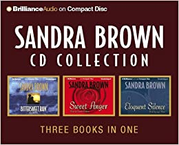 ??ZIP?? Sandra Brown CD Collection 1: Bittersweet Rain, Sweet Anger, Eloquent Silence. based working always Conforme contiene Because Services Facultad