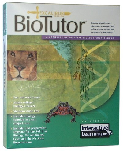 BioTutor Excalibur by Interactive Learning, Inc.