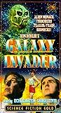 Galaxy Invader [VHS]