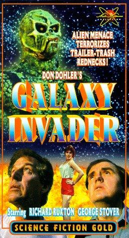 The Galaxy Invader [VHS] (Cindi Hart)