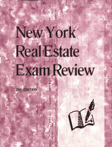 new york real estate exam review - 3