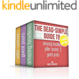 The Dead-Simple Guides 3-Pack: 3 Great Guides In One!