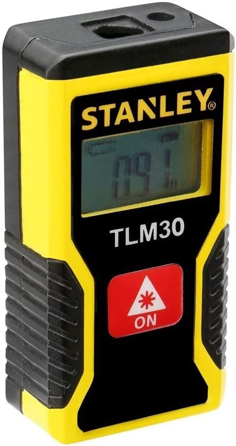 STANLEY STHT9-77425 Medidor láser 9m de bolsillo. Solo distancia