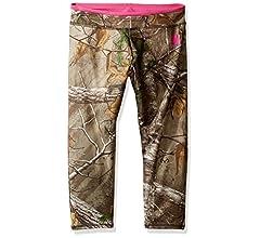 2237be4a7c001 Amazon.com: Carhartt Girls' Big Capri Legging, Realtree Xtra Camo, 6 ...