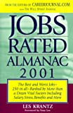 Jobs Rated Almanac 2001, Les Krantz, 0312260962