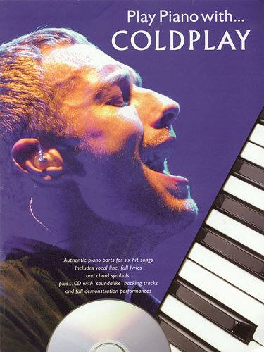 Play Piano with Coldplay: Coldplay: 9780634089237: Amazon