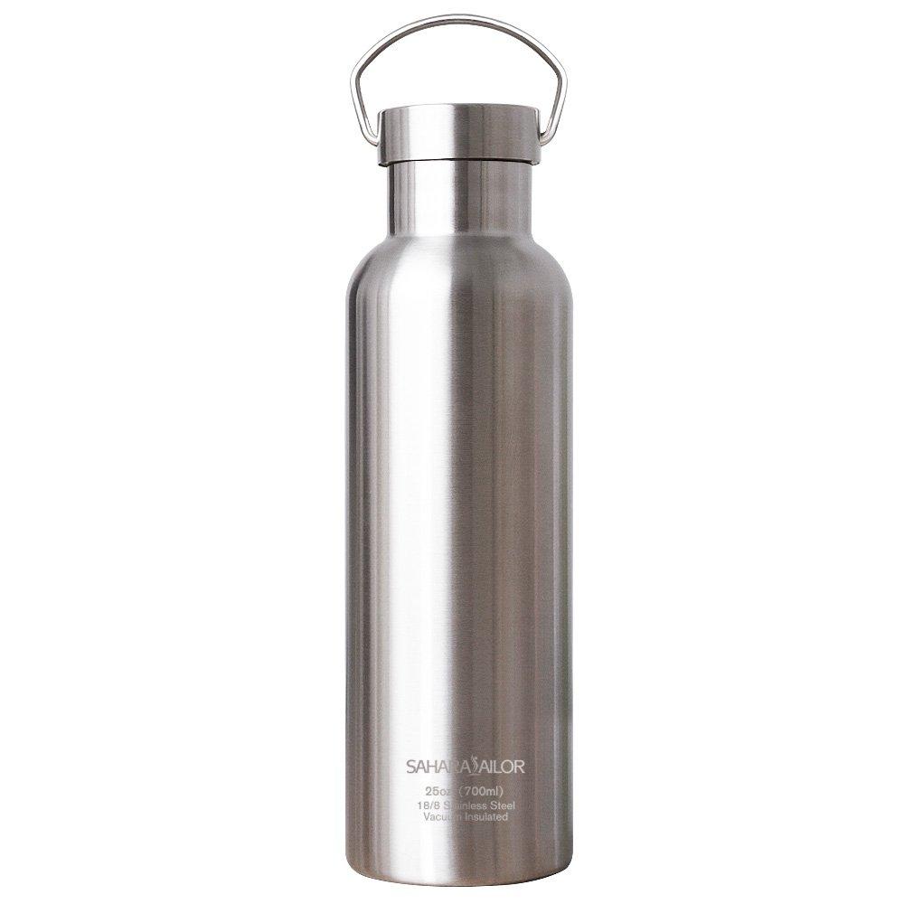 Edelstahl Wasserflasche, Sahara Sailor 700ml Vakuum Isolierte ...