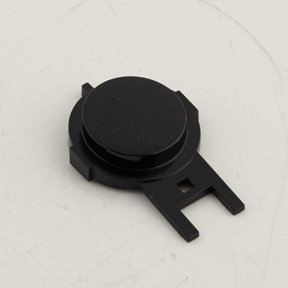 Bosch 00611653 Dishwasher Start Button Genuine Original Equipment Manufacturer (OEM) Part Black