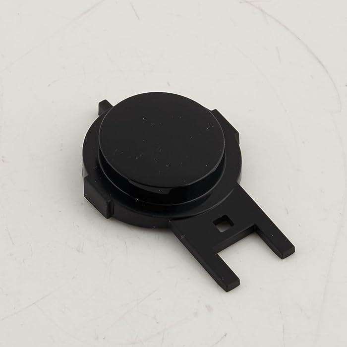 Bosch 00611653 Dishwasher Start Button Genuine Original Equipment Manufacturer (OEM) Part Black